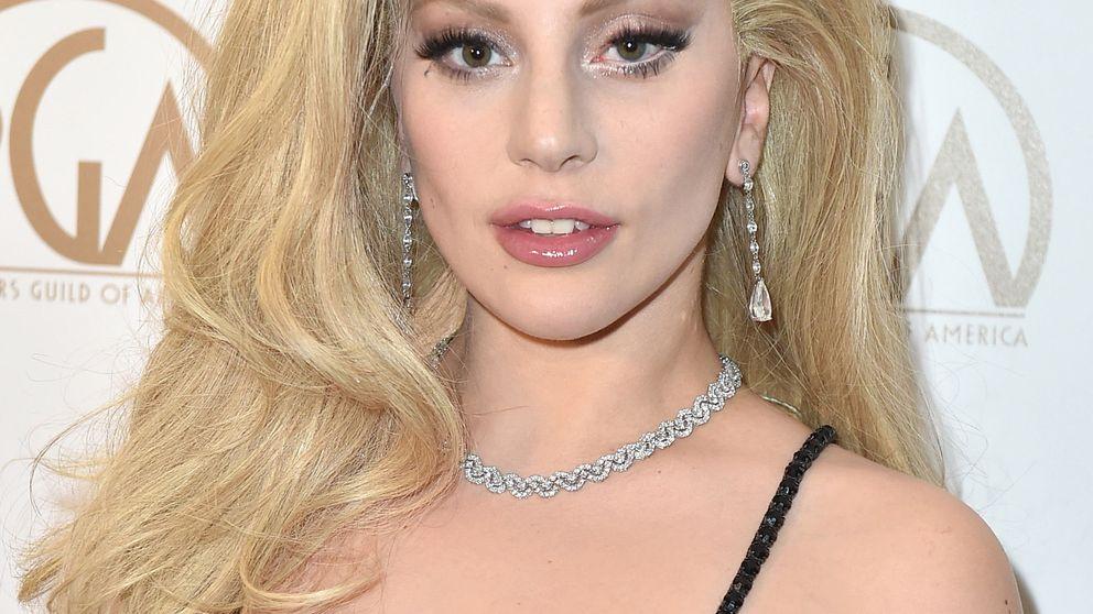 Lady Gaga, su peluca y el día en el que su peluquero se tomó el día libre