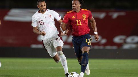 La solidez De Gea es la mejor noticia de una España con poca pegada frente a Suiza (1-0)