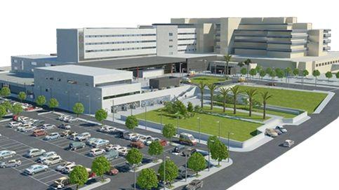 La Junta ampliará el Hospital Costa del Sol de Marbella tras 10 años de abandono