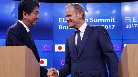 Recado a Trump: la UE y Japón pactan un acuerdo comercial antes del G20