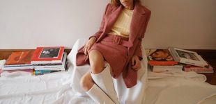 Post de El total look que triunfó en la Semana de la Moda de París es de Mango