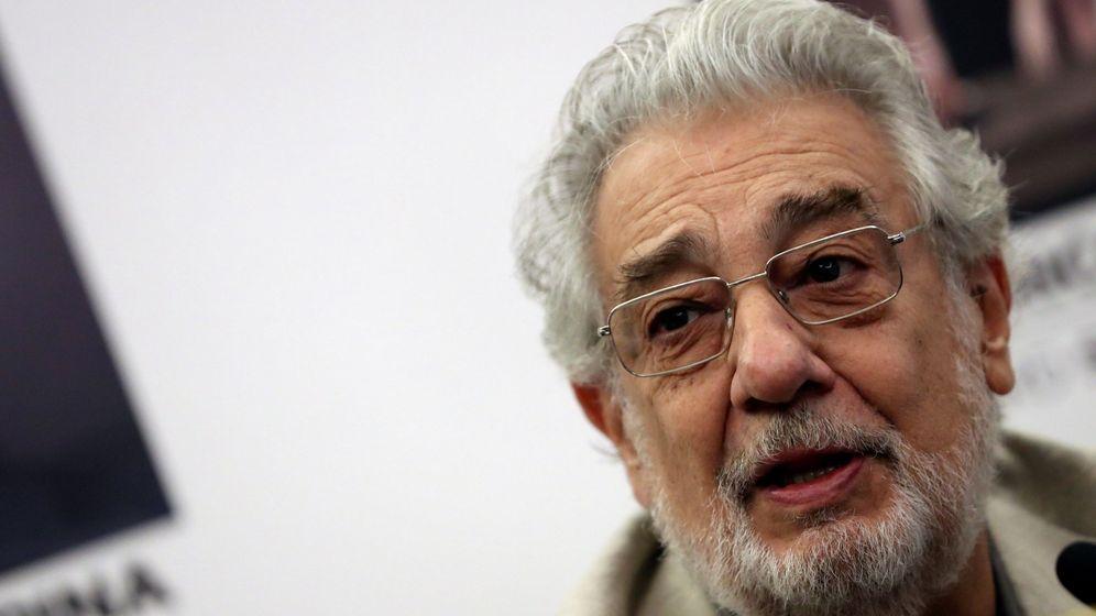 Foto: Plácido Domingo. (EFE)
