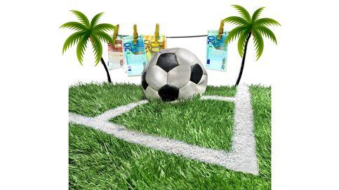 Cómo marcarle un gol a Hacienda: así se aprovecha el fútbol de los paraísos fiscales