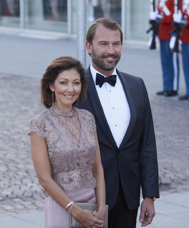 Foto: Alexandra junto a su segundo marido, Martin Jørgensen (Gtres)