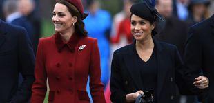 Post de La nueva 'zancadilla' de Kate Middleton a Meghan Markle en cuestiones de moda