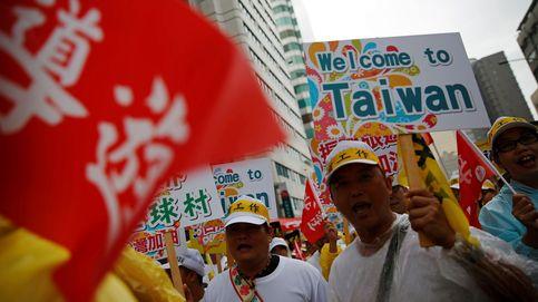 China advierte: la independencia de Taiwán, fracasará, como la de Cataluña