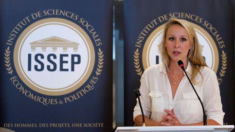 Dentro del 'Instituto Le Pen':  5.000€ para obtener un título de extrema derecha