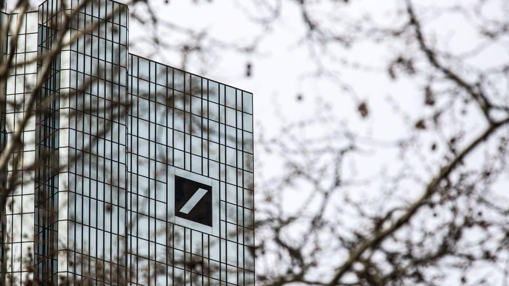 Foto: Las oficinas de Deutsche Bank. (Reuters)