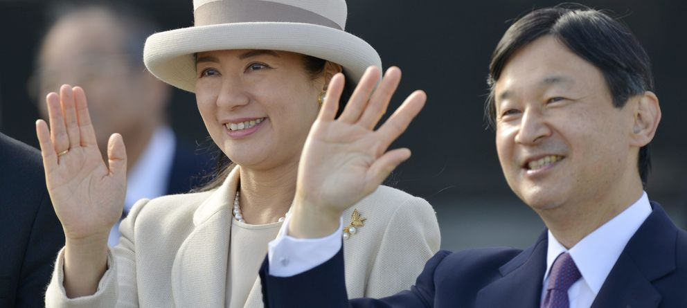 La princesa Masako promete recuperarse de su depresión