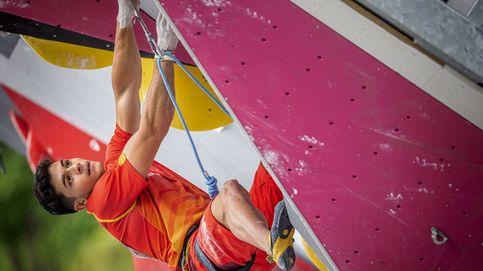 La escalada española guarda sus armas ante su debut olímpico en Tokio