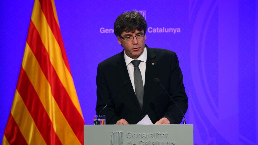 Puigdemont: Si el Constitucional me inhabilita, no aceptaré esta decisión