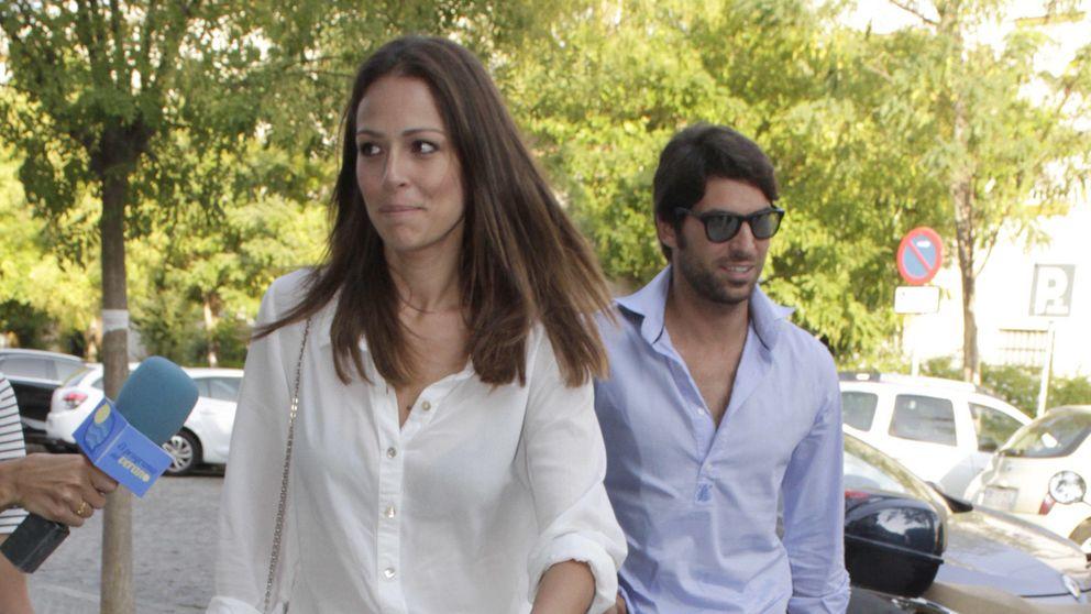 Carmen, la primera hija de Fran Rivera y Lourdes Montes, recibe las primeras visitas