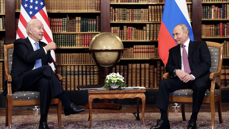 Biden mostró las líneas rojas a Putin
