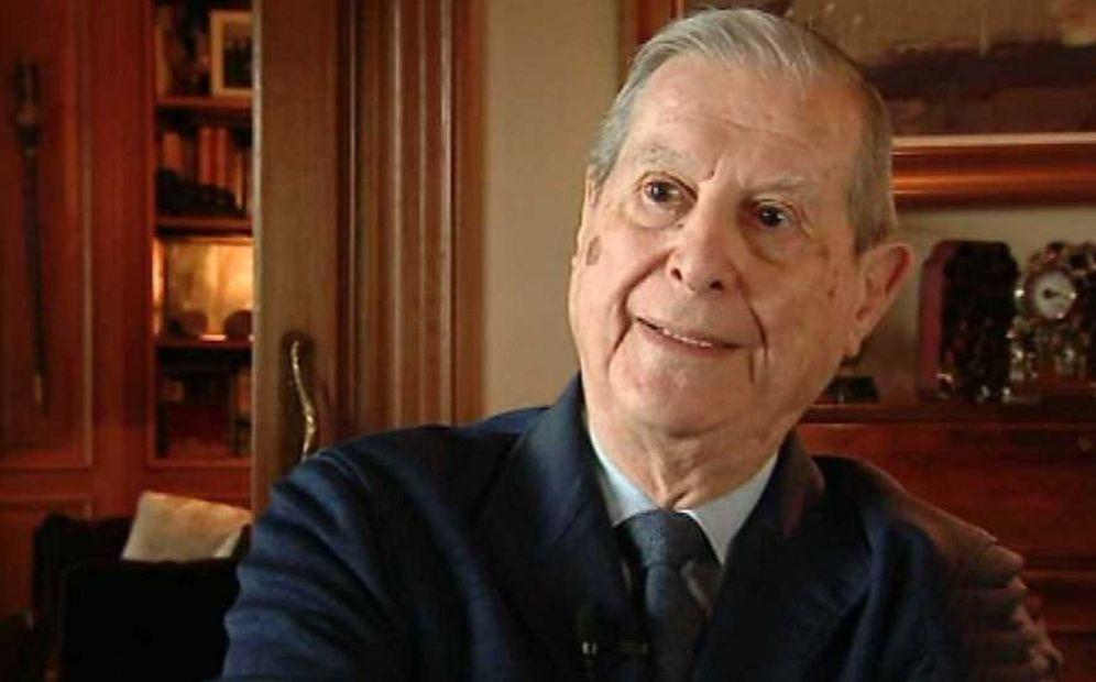 Foto: Fallece a los 94 años en Madrid Alfonso Osorio.