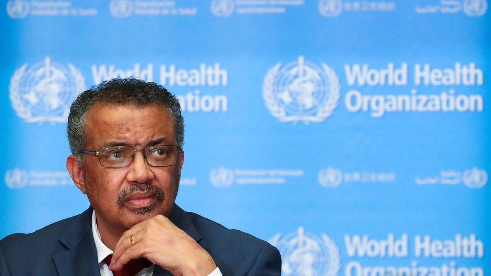 La OMS registra la mayor cifra de contagios en un día desde que comenzó la pandemia