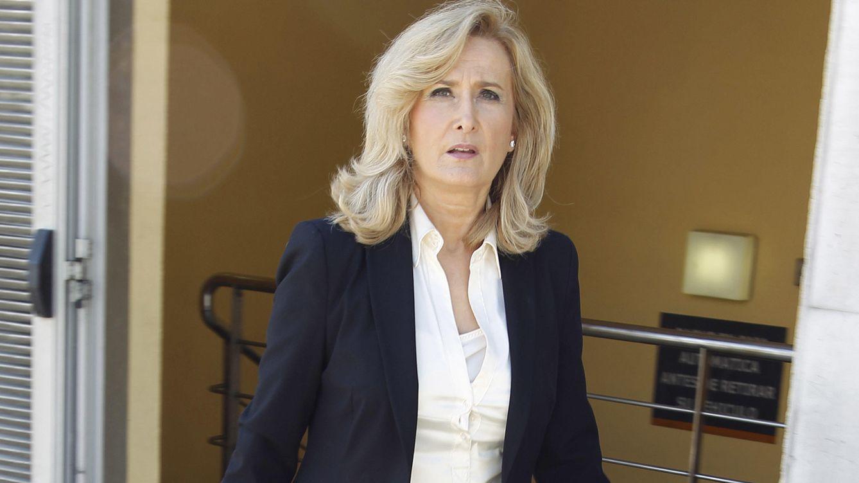 Foto: La presentadora Nieves Herrero, en una imagen de archivo (Gtres)