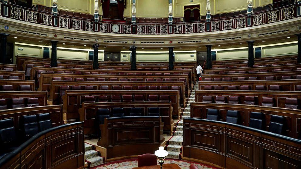 PP, PSOE y Unidos Podemos blanquean su responsabiliad en la crisis
