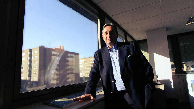 Foto: Grégoire de Lestapis, CEO de Lendix en España. (Foto: Enrique Villarino)