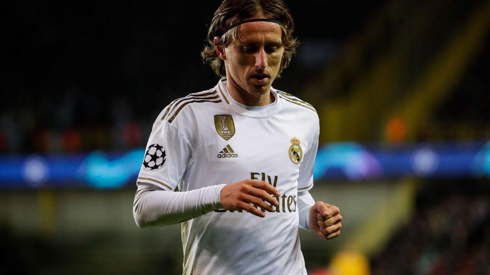 Luka Modric o cómo se gesta una dura despedida