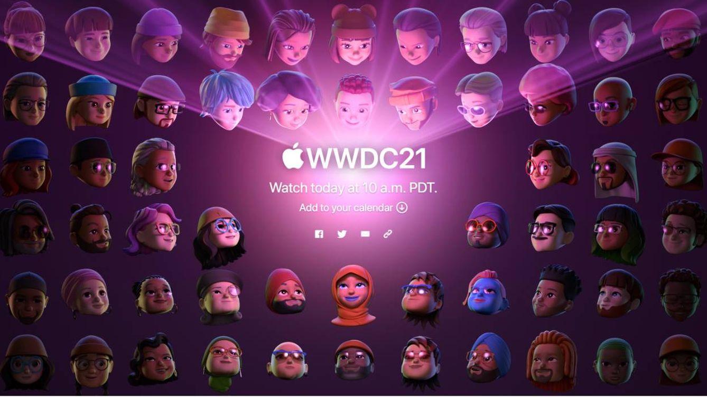 WWDC 2021, en directo: sigue en 'streaming' la 'keynote' de Apple