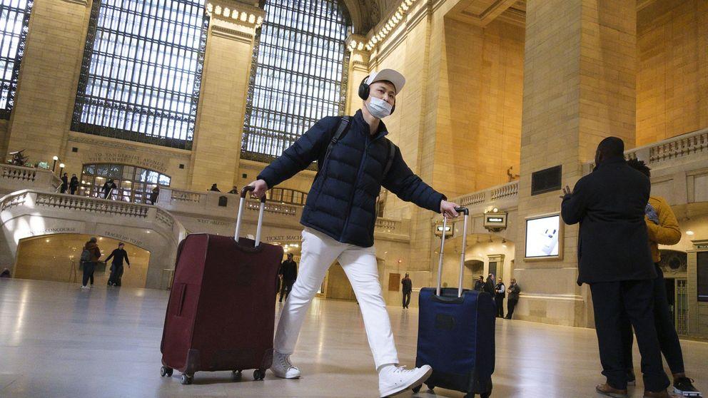 Nueva York suma 950 casos por coronavirus: Los números se están acelerando