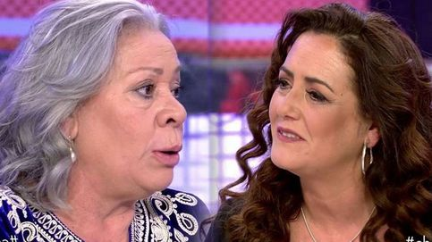 La hija de Chiquetete, en el 'Deluxe': Mi padre le tiene miedo a Carmen Gahona