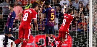 Post de Pinchazo del Barcelona con polémica por el VAR y 'despiste' de Valverde