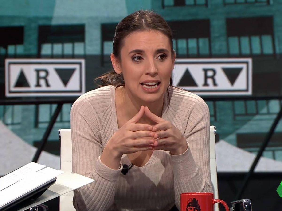 [ARV] Especial Referéndum Catalán Irene-montero-acude-a-039al-rojo-vivo039-y-justifica-su-ausencia-en-un-acto-con-la-reina
