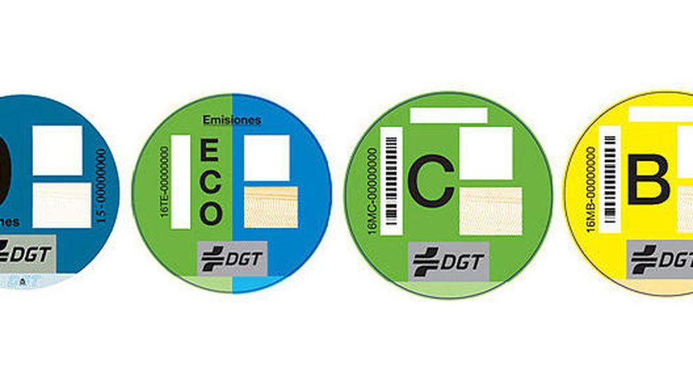 La DGT pondrá etiqueta a los vehículos en función de su nivel contaminante
