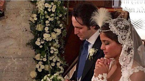 Las espectaculares imágenes (no publicadas) de la boda de la hija de El Assir en Gstaad