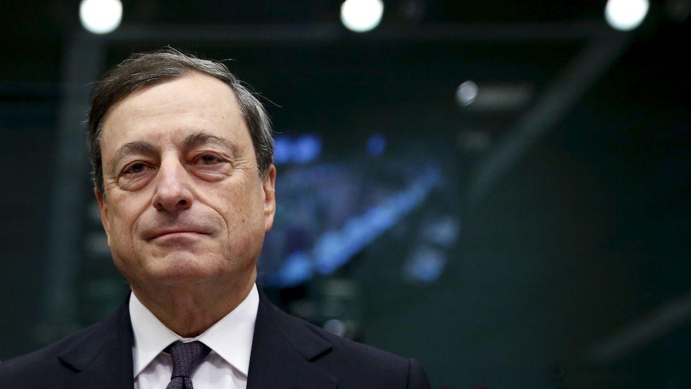 Draghi lucha contra la deflación con 1,4 billones más y con los tipos al 0%