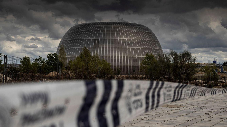 Imputado el comisario Gómez Gordo por el caso de la Ciudad de la Justicia de Madrid