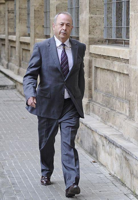 Foto: El juez, en una fotografía de archivo (I. C)