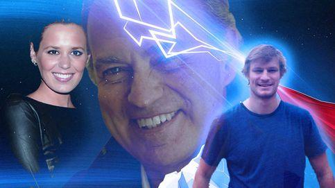 Hugh Hawkins, el 'Thor' australiano que ha conquistado a la hija menor de Bertín