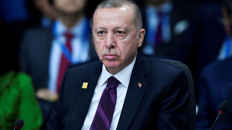 Erdogan advierte a Trump de que podría cerrar la base aérea de EEUU en Turquía