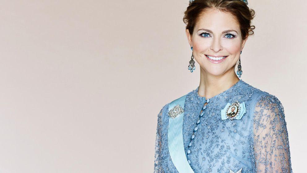 El Photoshop, protagonista de las nuevas imágenes oficiales de la familia real de Suecia
