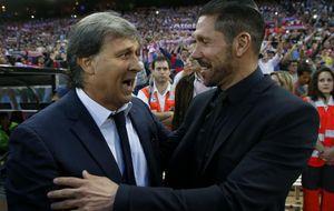 Martino y Simeone tiran de pizarra y psicología para la gran batalla final