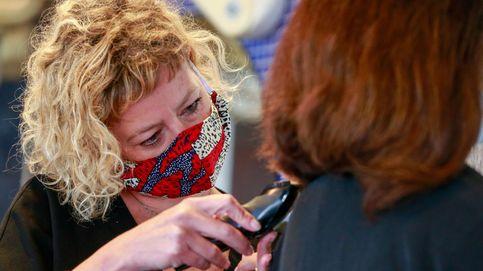 Peluqueras con coronavirus demuestran que la mascarilla evita contagios
