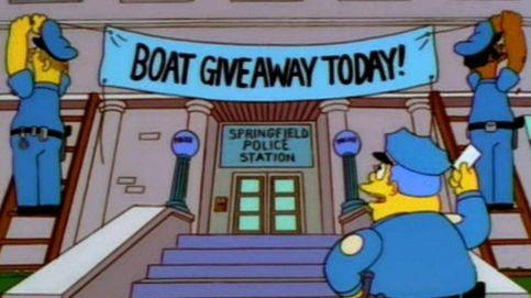 La policía usó un truco de 'Los Simpson' para atrapar a criminales. Y funcionó