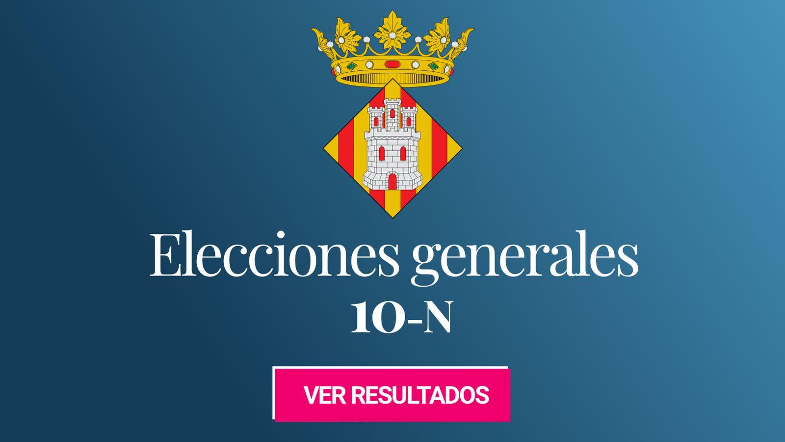 Foto: Elecciones generales 2019 en Castellón de la Plana. (C.C./EC)