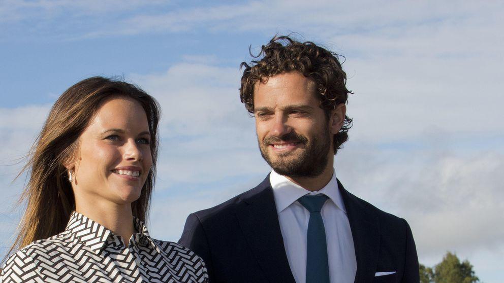 Carlos Felipe y Sofía de Suecia dan la bienvenida a su primer hijo