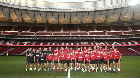 El Atlético, de nuevo en busca de una identidad en el campo de los problemas