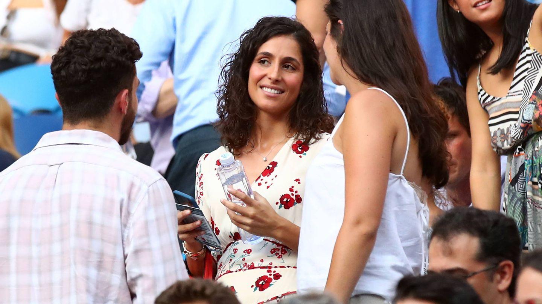 Mery Perelló, en el pasado Open de Australia. (Getty)