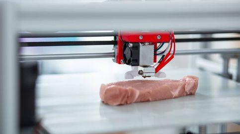 ¿Comerías algo fabricado por una impresora 3D?