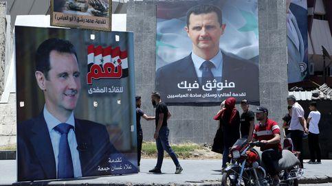 Al Asad es reelegido en unas discutidas elecciones presidenciales con el 95% de los votos