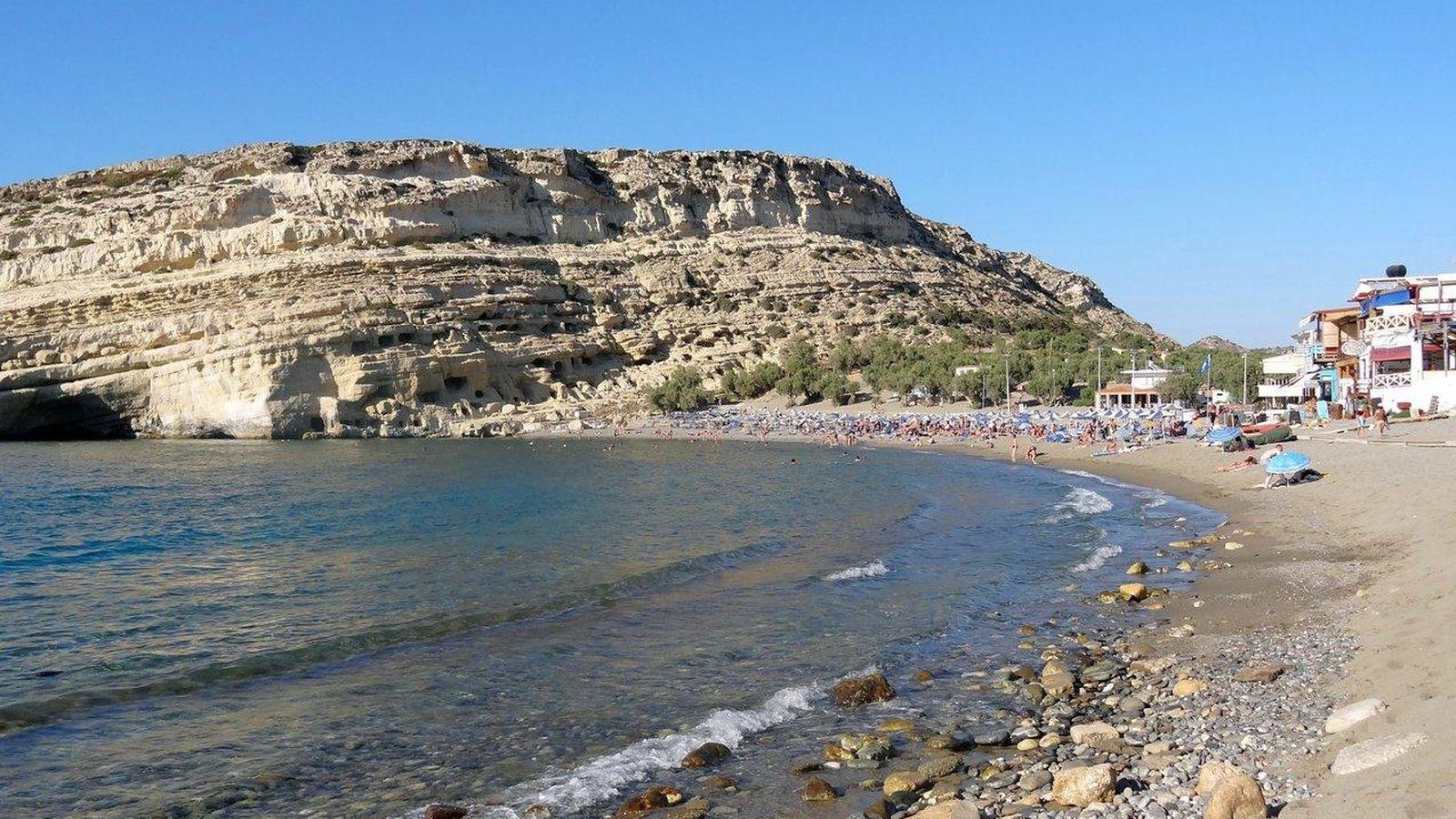 Foto: Las costas de Creta se verían afectadas si hubiera un tsunami en el este del Mediterráneo