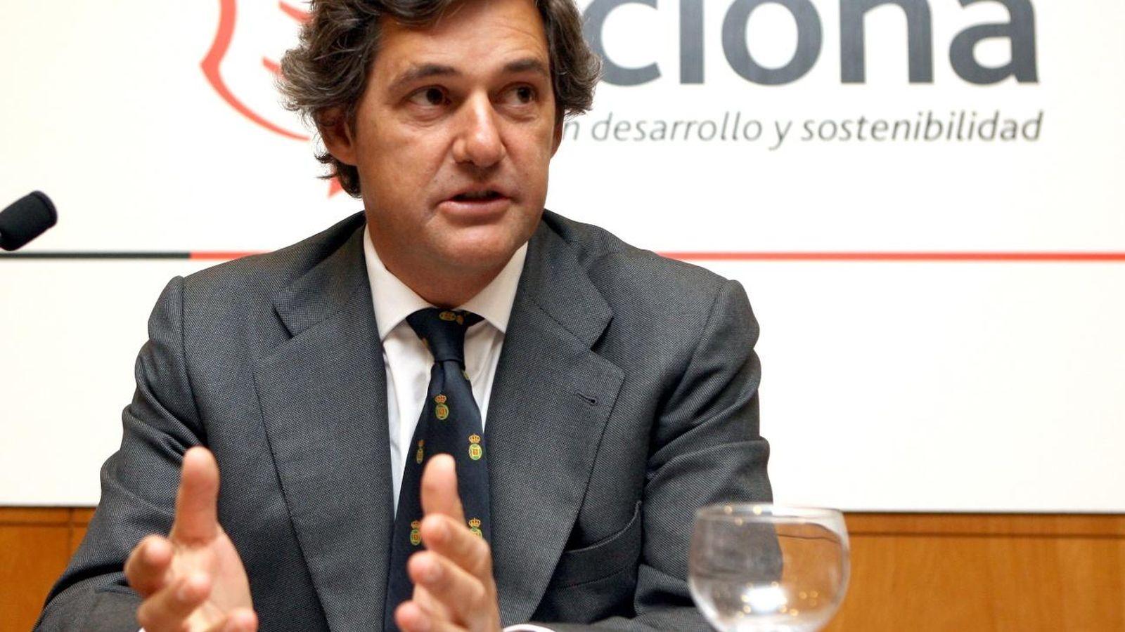 Foto: El presidente de Acciona, José Manuel Entrecanales