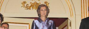 Foto: Fin de semana de pitidos para la Reina doña Sofía