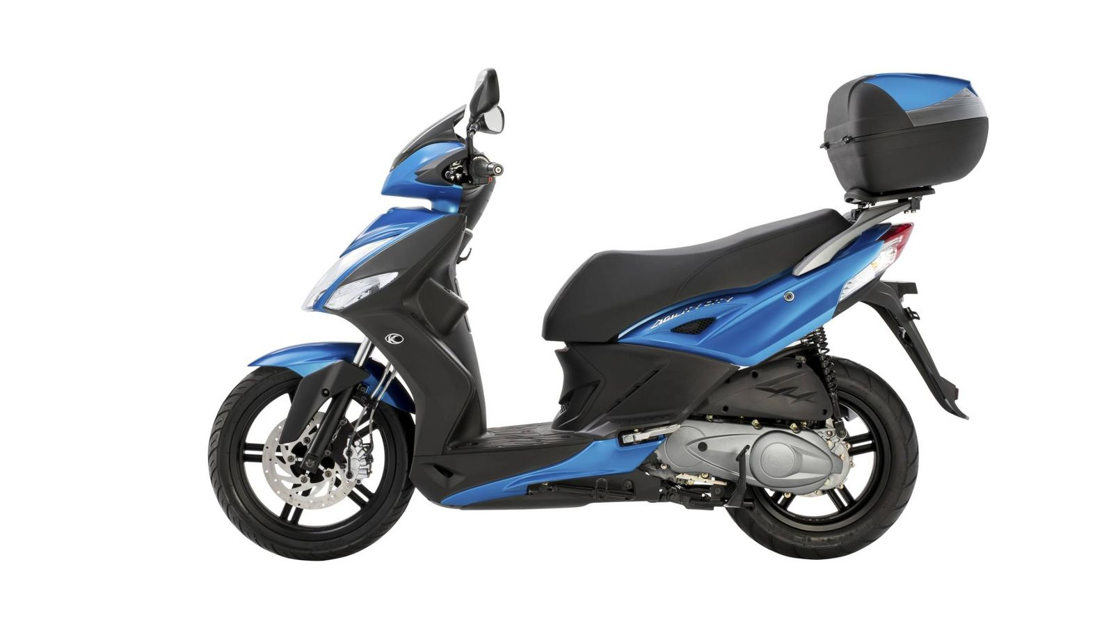 nueva kymco agility city el scooter de rueda alta de referencia noticias de motor. Black Bedroom Furniture Sets. Home Design Ideas