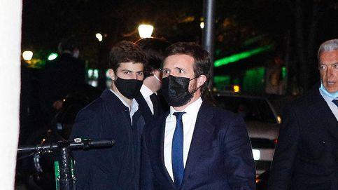 El último adiós a Carlos Catalán: la familia, arropada por numerosos rostros conocidos